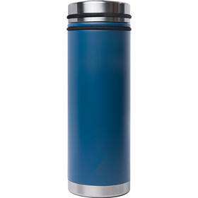 MIZU V7 Drikkeflaske with V-Lid 700ml, enduro blue